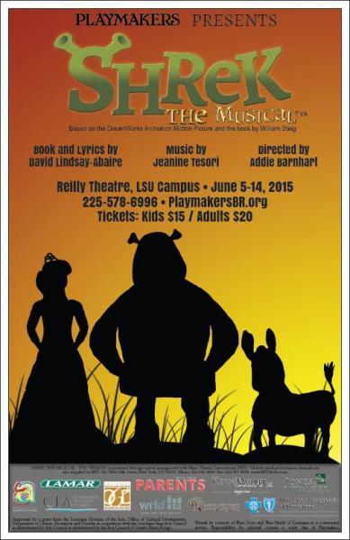 Shrek poster jpg